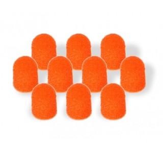 Колпачки абразивные d 10 мм (10 шт), мелкая крошка (10-320)