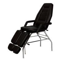 Педикюрное кресло СП Стандарт, хром