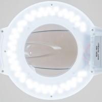 Диодная лампа-лупа, настольная, серия SD