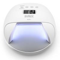 UV LED лампа для сушки гель-лака SUN 7, smart 2.0, UV/LED, 48 Ватт