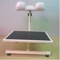 Подставка под ногу и ванну для педикюрного кресла