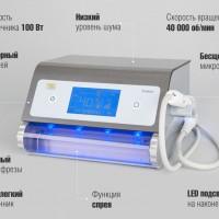 Педикюрный аппарат FeetLiner Breeze со спреем и подсветкой