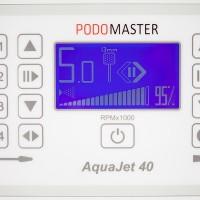 Педикюрный аппарат Podomaster AquaJet 40 со спреем