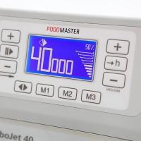 Педикюрный аппарат Podomaster TurboJet 40 с пылесосом
