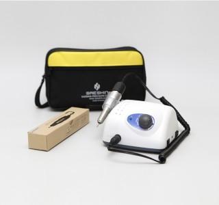 Аппарат для маникюра Strong 210/120 (без педали с сумкой)